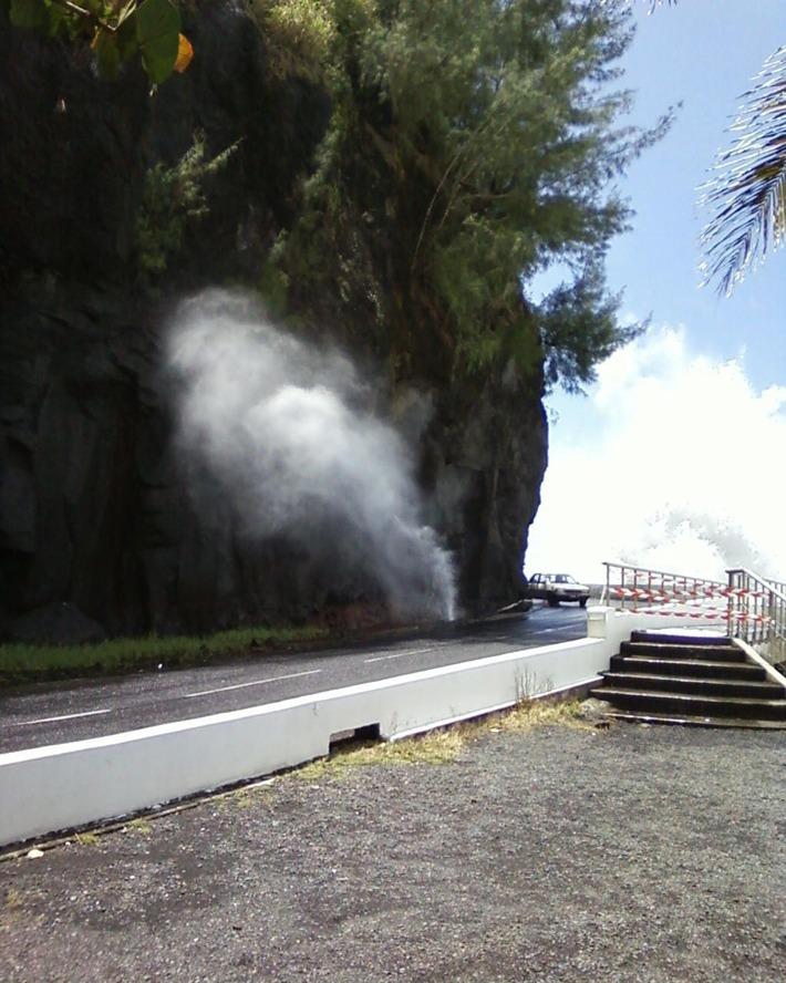 Arahoho Blowhole