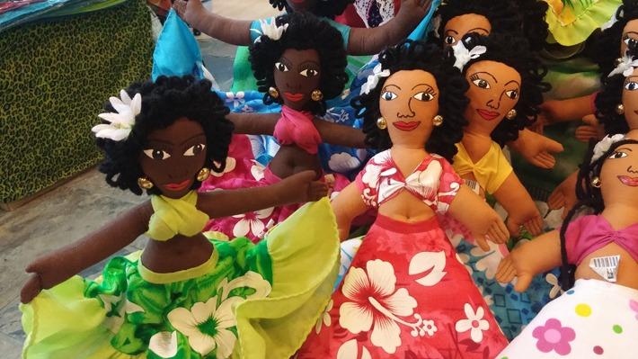 Mauritian crafts