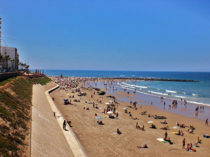 Playa Santa María del Mar