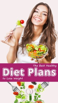 The Best Healthy Diet Plans to Lose Weight