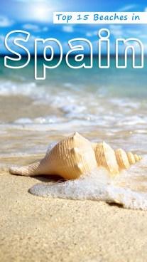 Top 15 Beaches in Spain