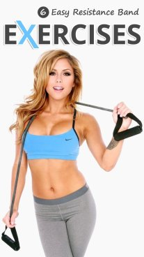 6 Easy Resistance Band Exercises
