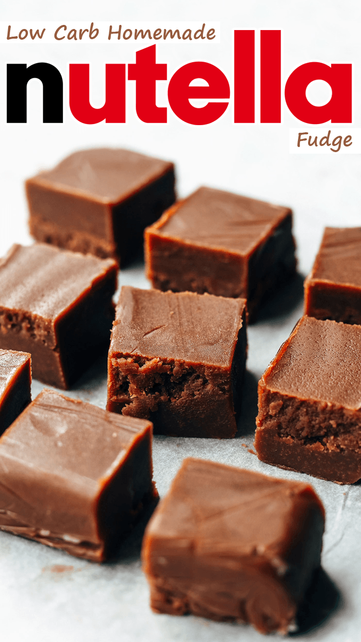 recommended tips low carb homemade nutella fudge. Black Bedroom Furniture Sets. Home Design Ideas