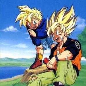 Goku from DBZ