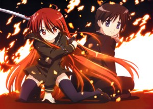 Shakugan no Shana anime