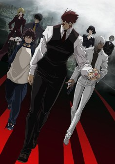 Blood Blockade Battlefront anime
