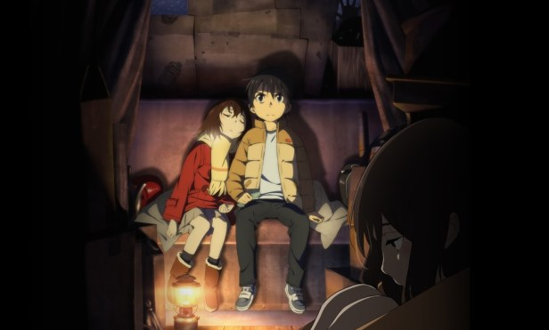 Erased anime
