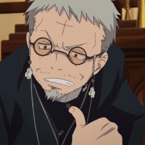 Fujimoto from blue Exorcist