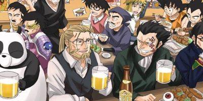 Anime fathers