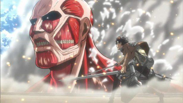 attack on titan anime