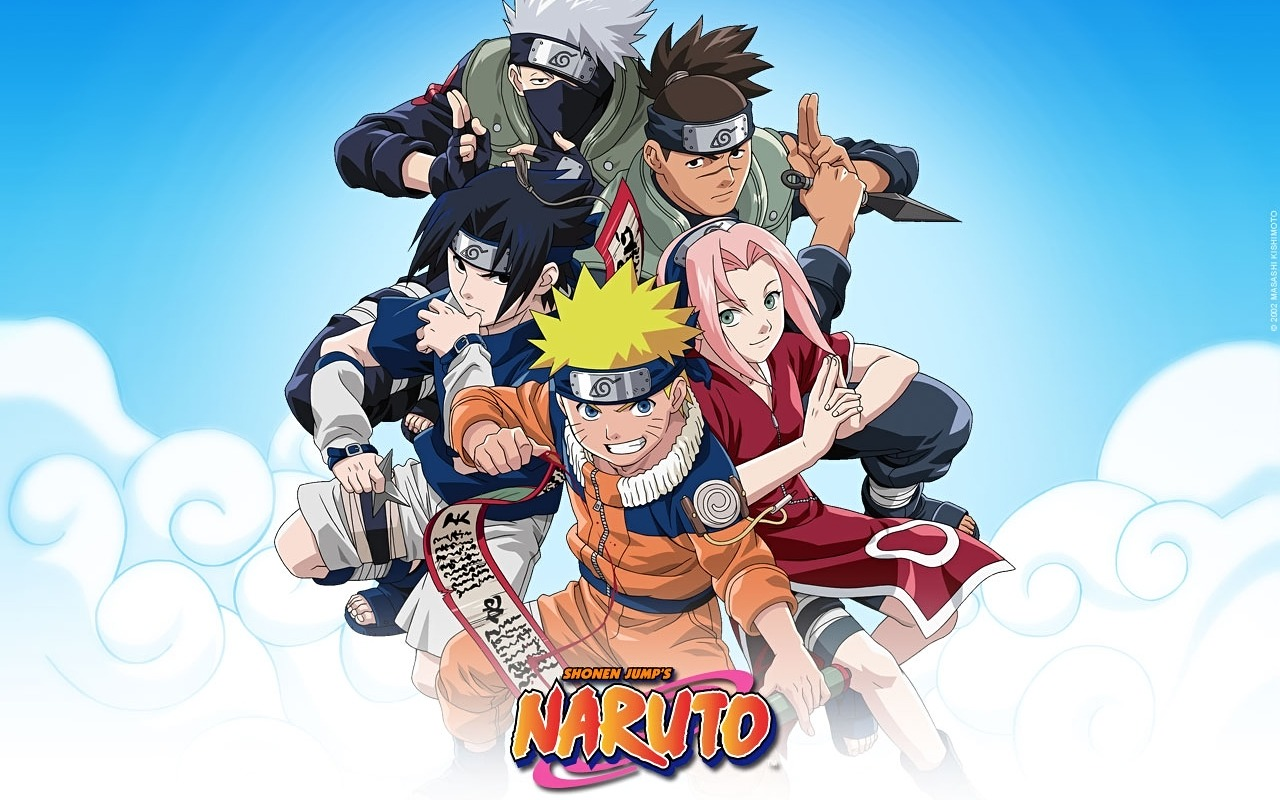 Anime Series Like Naruto Recommend Me Anime