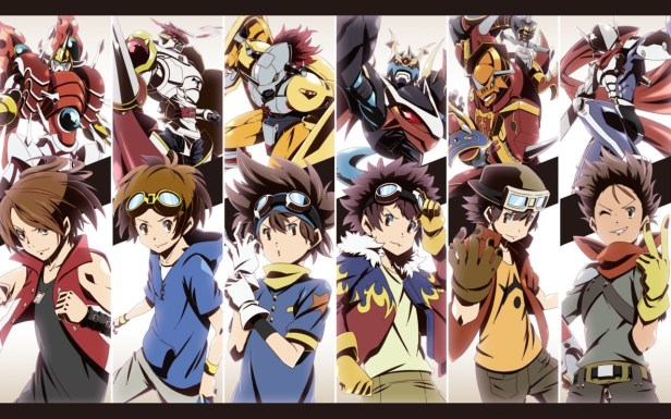 digimon anime