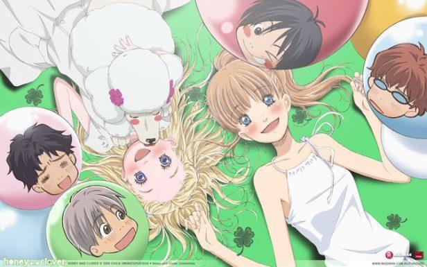 honey and clover anime