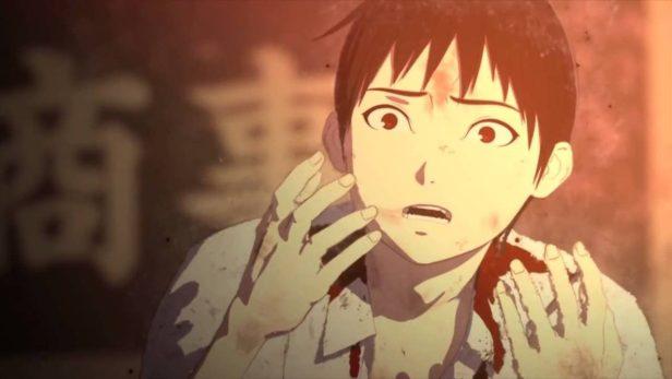 ajin anime cgi