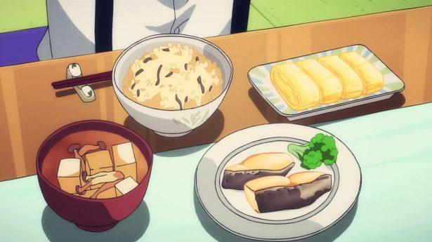 anime breakfast
