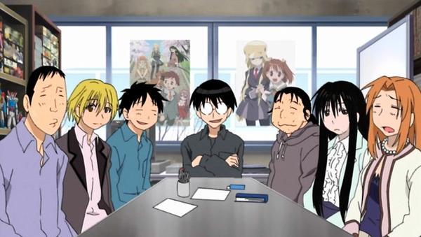 genshiken anime