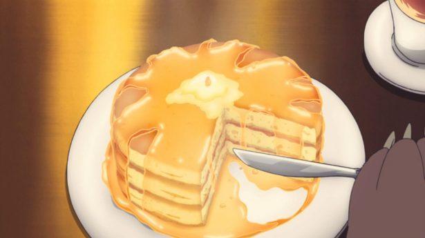 shirokuma cafe pancakes
