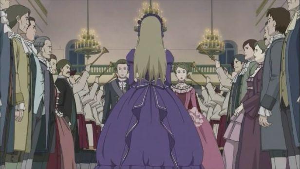 Le Chevalier D'Eon anime