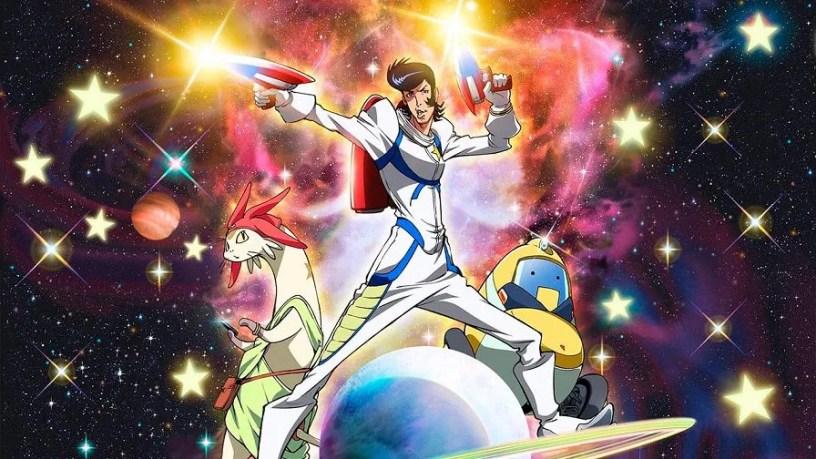 space dandy anime