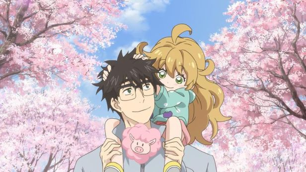 sweetness and lightning cute