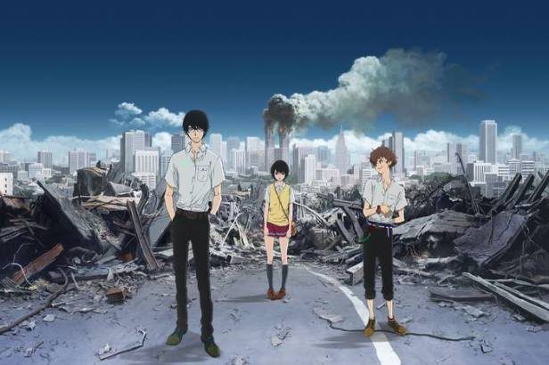 terror of resonance anime
