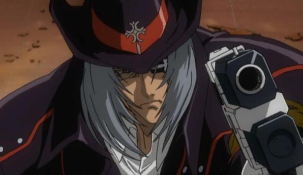 gungrave-anime