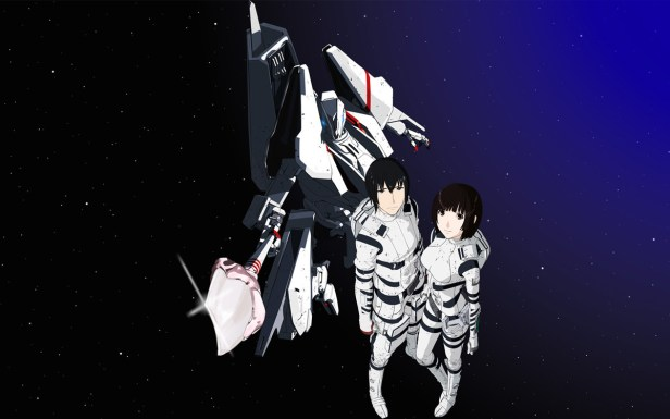 anime series like knights of sidonia