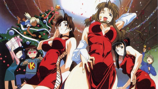 love hina christmas