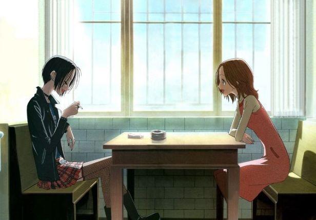 nana romance anime