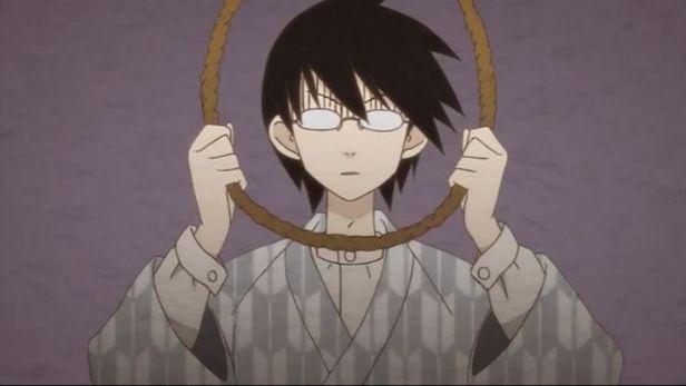 Nozumu Itoshiki from Sayonara Zetsubo Sensei
