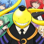 anime series like assassination classroom