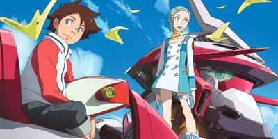 anime series like eureka seven