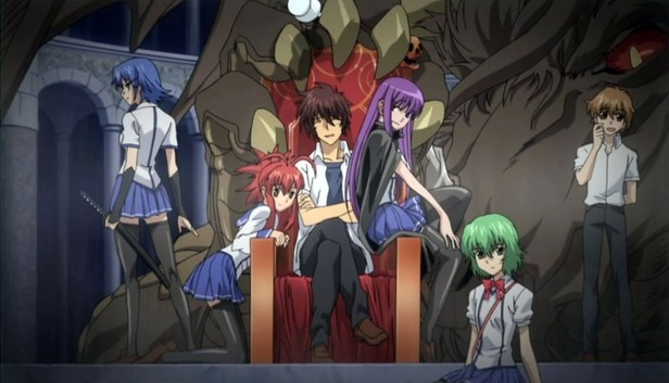 demon king daimao anime