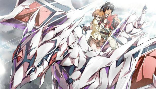 escaflowne anime