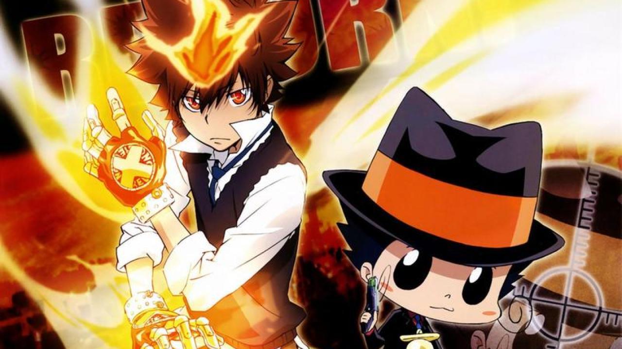 Anime Series Like Katekyo Hitman Reborn Recommend Me Anime