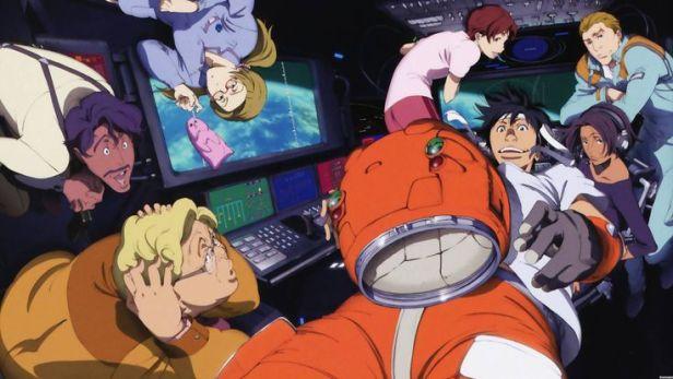 planetes anime