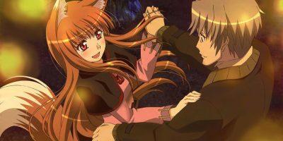 spice and wolf light novel