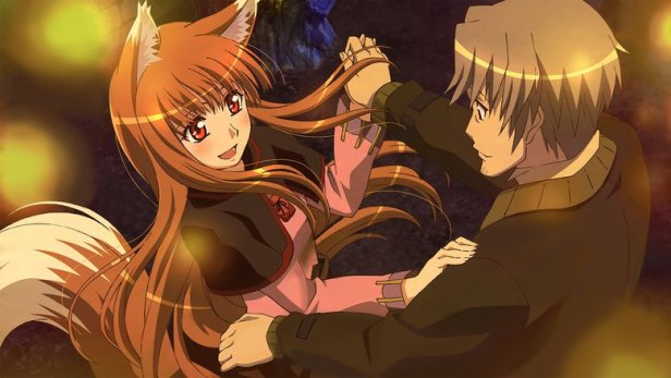 spice and wolf light novel