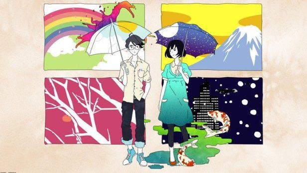 tatami galaxy anime