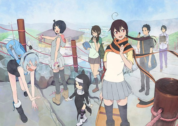yozakura quartet anime