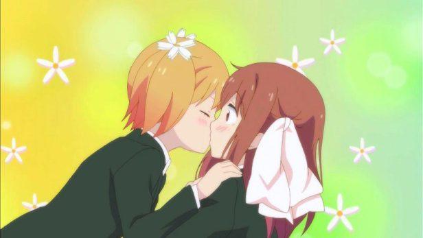 Sakura Trick anime