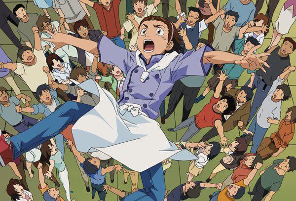 Yakitate!! Japan anime
