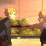 beyond the boundary anime