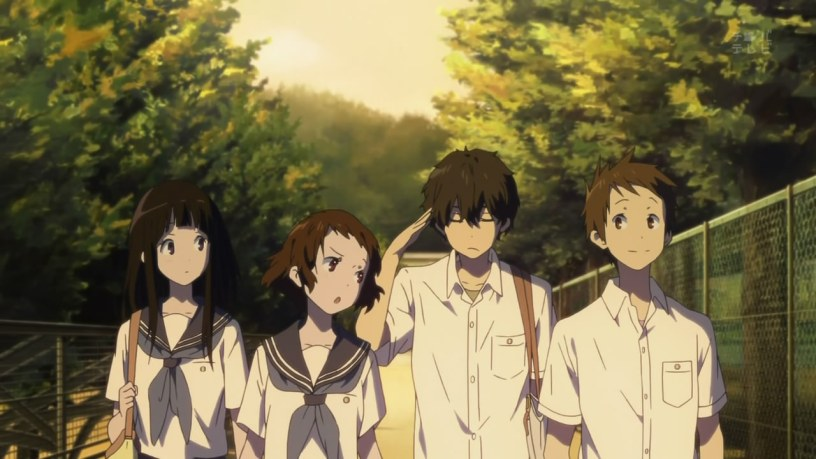 Anime Series Like Hyouka