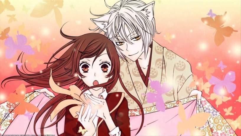 kamisama kiss anime