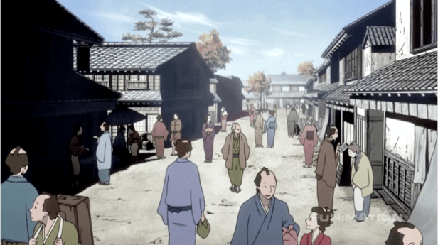 6 Eras Of Japanese History As Seen Through Anime Recommend Me
