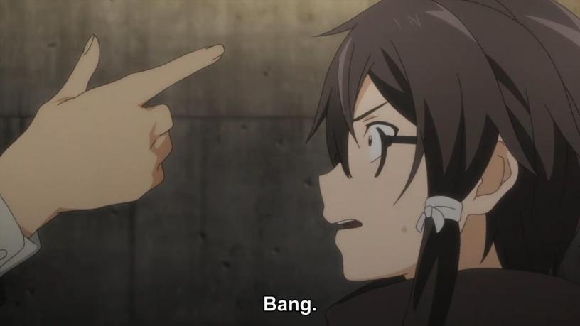 anime survival games