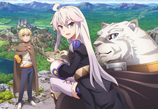 Anime Series Like WorldEnd: What Do You Do at the End of ...