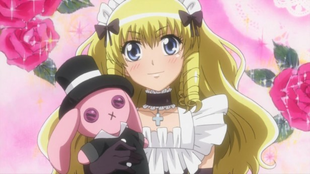 Aoi Hyoudou from Class President is a Maid!