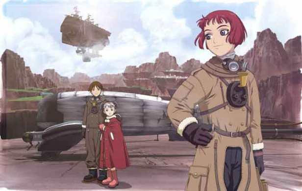 Last Exile anime